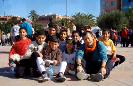 Marrakech Marathon 2010