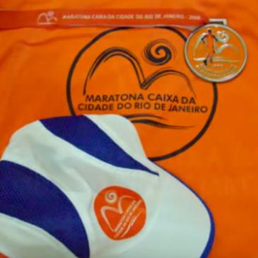 Rio de Janeiro Marathon '08