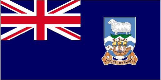 GPX Track Falkland Islands
