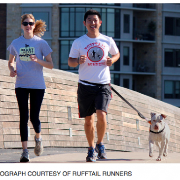 Runners Help Shelter Dogs …