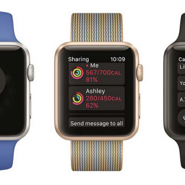 Smartwatches : Apple Watch Tanks