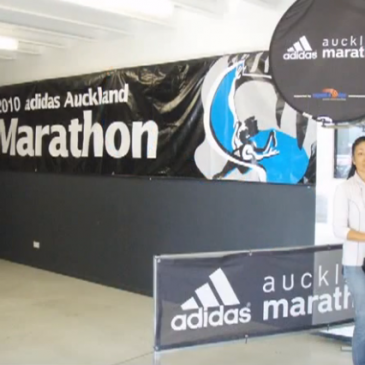 Auckland Marathon Oct '10