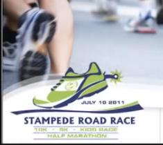Stampede Road Race