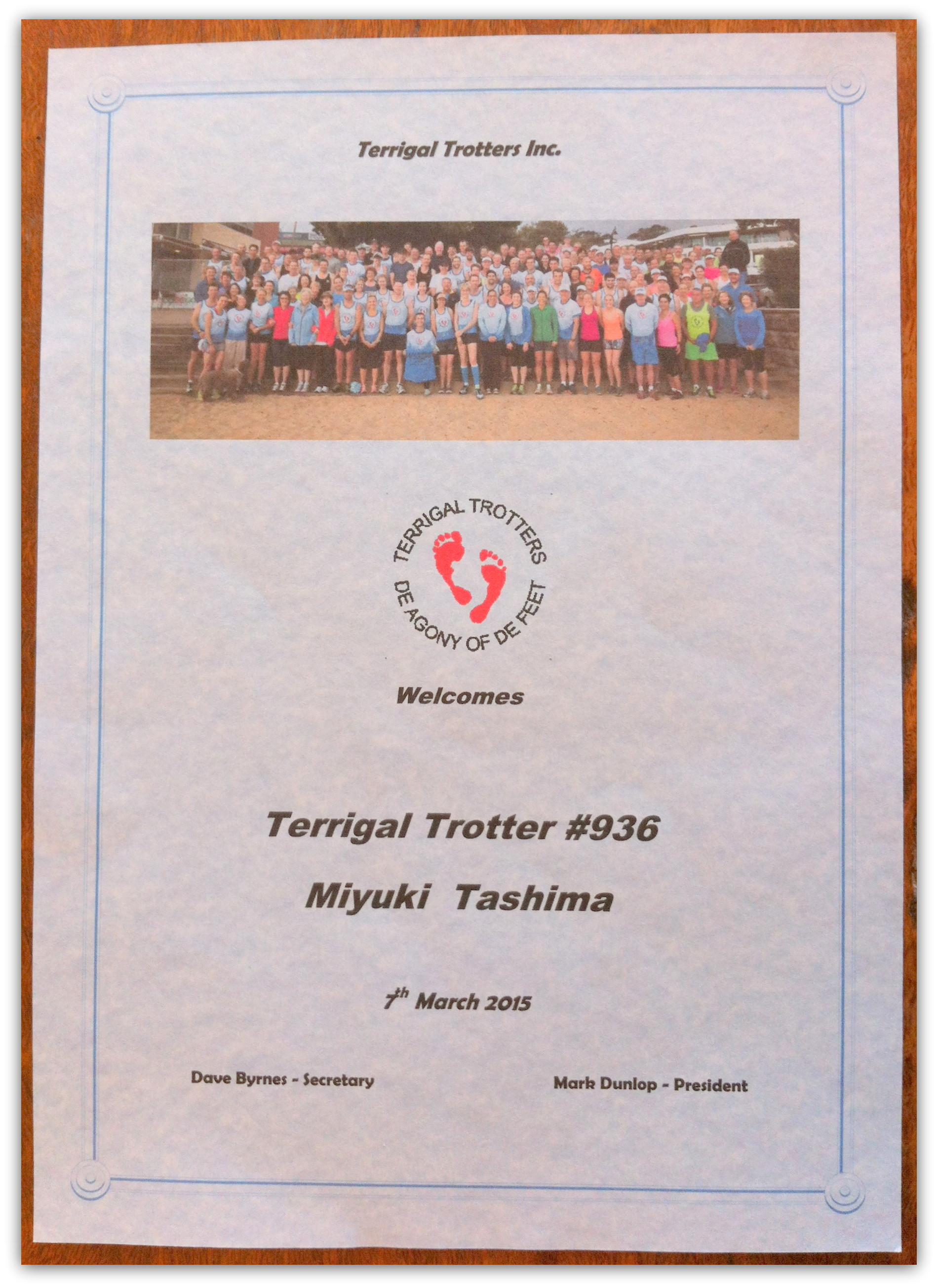 Miyuki Trotter
