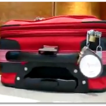 Pick the right Luggage …