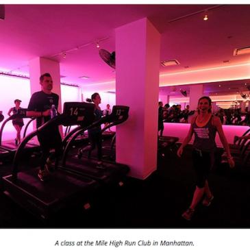 Group Run: Treadmill Studios .