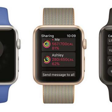Smartwatches : Apple Watch Tanks